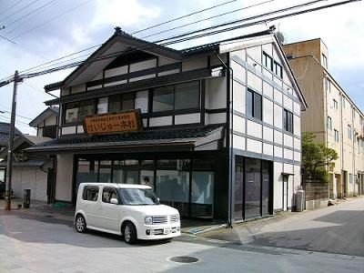 3月26日 オープン間近の「けいじゅ一本杉」