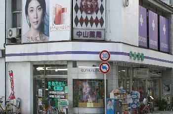 中山薬局 本店